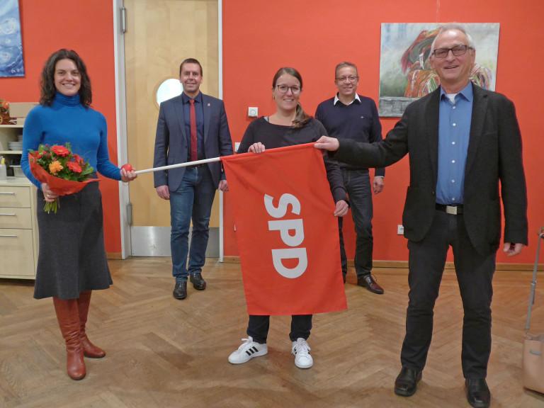 Vorstand der SPD Georgensgmünd